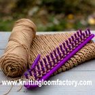 knitting pattern earflap hat Knitting Loom