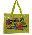 wholesale pvc packing shopper bag