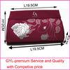 2012 fashion flower pattern cosmetic bag