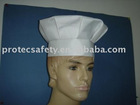 Terylene/cotton chef hat