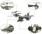 RC Electric Helicopter 2.4G Avatar Helicopter Design