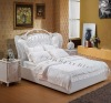 Luxury Leahter Soft Bed D3108