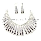 2011 Jewelry Set, Venessa Spade New York Crystal Sets