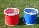 11L Camping Portable Fishing Folding car Water Bucket Pail