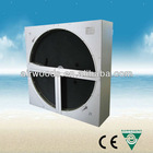 Enthalpy recovery Sensible air heat reclaim Recuperator