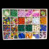 Dyed Popular Kids Wooden Beads