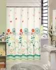 new design PEVA shower curtains