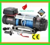 Truck Winch E 15000 with synthetic rope