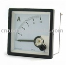 Moving Coil DC Ammeters / Amp Gauges /analog panel meter/digital panel meter/ac voltage digital panel meter/square panel meter