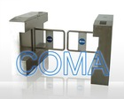 COMA the latest security swing gate barrier BM831 China