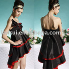2012 new arrival short charming cocktail dress