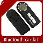 car bluetooth kit Portable Handsfree Multiple Speakerphone Car Bluetooth allows a speakerphone connecting to two phones(RA-367)