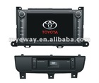 In-Dash Car GPS DVD Player Radio For TOYOTA SIENNA
