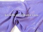 2012 popular gold/silve foil fabric