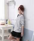 Comfortable Long Fashion Lady T-shirt