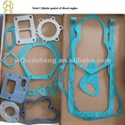 cylinder engine gasket, spare part of diesel engine