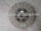 Dongfeng cummins clutch plate 1601ZB6-130