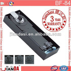 Heavy machine cylinder floor hinge for glass and wooden door JU-90
