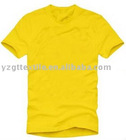 100% Cotton Men's Round Neck Short Sleeve Tshirts