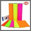 Self Adhesive Fluorescent Color Paper