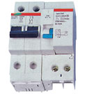 S250LE RCBO earth leakage circuit breaker / residual current circuit breaker/residual current device/ELCB/rccb/rcd