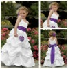 Fabulous A-Line Custom Made Party Dress For Children2012