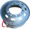 22.5x8.25 steel rim/8.5-20(16,20,24 inch) Truck Wheel Rim