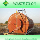 Eco-friendly Oil From Waste Tyres, Waste Tyre Oil Pyrolysis Plant