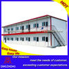 DZ Prefab House with Two Storey Item No. DZK2001