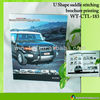 high quality saddle stitching catalogue to print WT-CTL-183