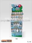 FL-136 corrugate display (supermarket display, display)