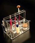 Acrylic display supplier cosmetic Display rack