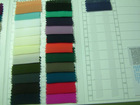Chiffon Colour Card--C5