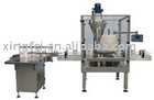 Automatic Can Feeding,Filling and Packing Machine