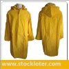 120107 Stock PVC Raincoat