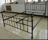 Modern Metal Double Bed