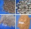exfoliated vermiculite (size: 4-8mm)