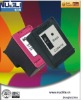 Refillable CC640W ink cartridge hp60B