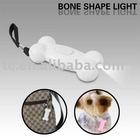 SL363 Bone Shape Keychain Light