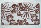 Self-adhesive Jacquard weave Door mat-