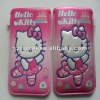 hello kitty mobile phone silicon case