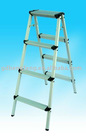 Aluminium ladder for home use