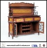 Antique wooden wine chest wine cabinet 10-009