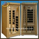 1 persons Carbon heater Infrared Sauna