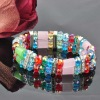 crystal bracelets,bangle,crystal elastic bracelet