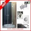 SUN02 Walk In Quadrant Shower Enclosure