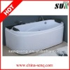 SUN023 1720*850*680mm indoor deep whirlpool bathtubs