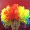 World Cup FANS' synthetic wig