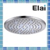Brass round LED shower head with 12 LEDs(1014)