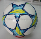 2014 world cup countries logo footballs for training